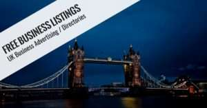 FREE Business Listings UK