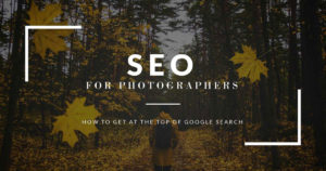 SEO for Photographers (2019 Update)