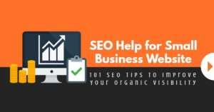 SEO Help for Small Business Website